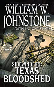Sidewinders: Texas Bloodshed