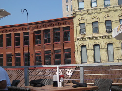 crooked building Third Ward