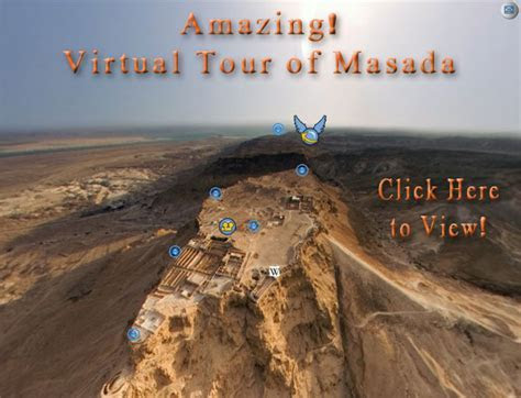 Virtual Tour of Masada