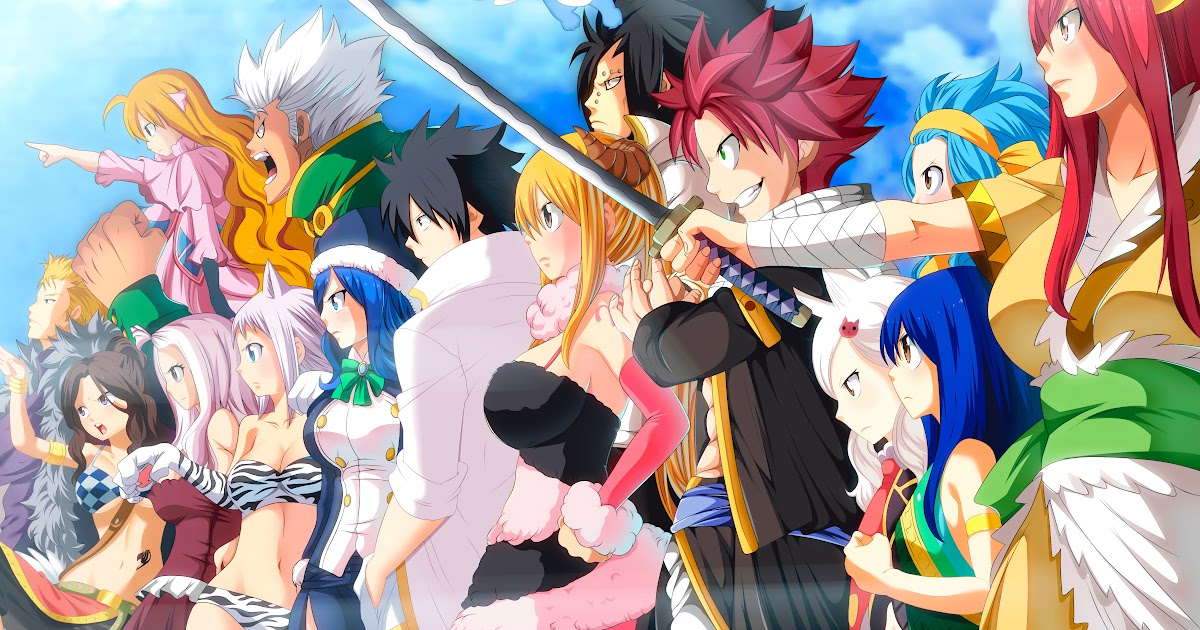 24 Wallpaper 4k Anime Fairy Tail Baka Wallpaper We hope you enjoy our growing collection of hd images to use as a. 24 wallpaper 4k anime fairy tail