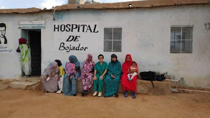 La cobertura sanitaria en los campamentoa refugiados saharauis