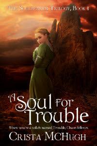 A Soul For Trouble (Soulbearer, #1)