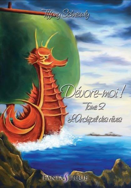 Couverture Dévore-moi !, tome 2 : L'archipel des rêves