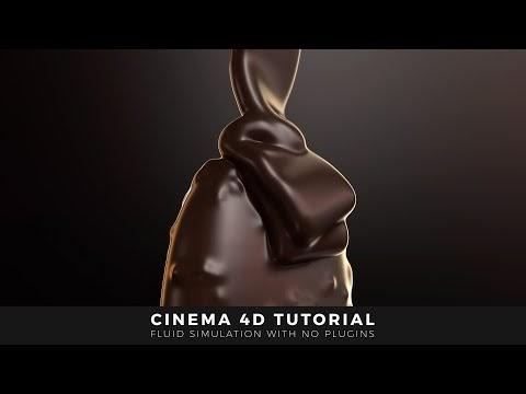 Cara Membuat Animasi Cairan Di Cinema 4D Tanpa Plugin