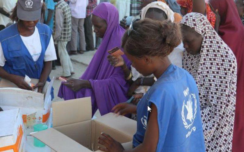 Nigéria : le PAM a aidé plus d'un million de personnes dans le nord du pays pour le seul mois de décembre; il aurait besoin de 143 millions de dollars pour venir en aide aux populations du nord-est dans les 6 prochains mois