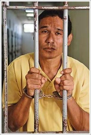 O serial killer Francisco das Chagas foi ferido a chuçada mas não corre risco de morte