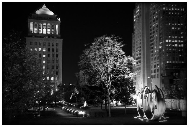 Citygarden - Night 2011-11-11 3