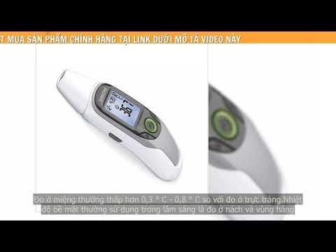 Máy đo nhiệt độ cơ thể là gì ? Nhiệt kế điện tử và những thông tin cần b...