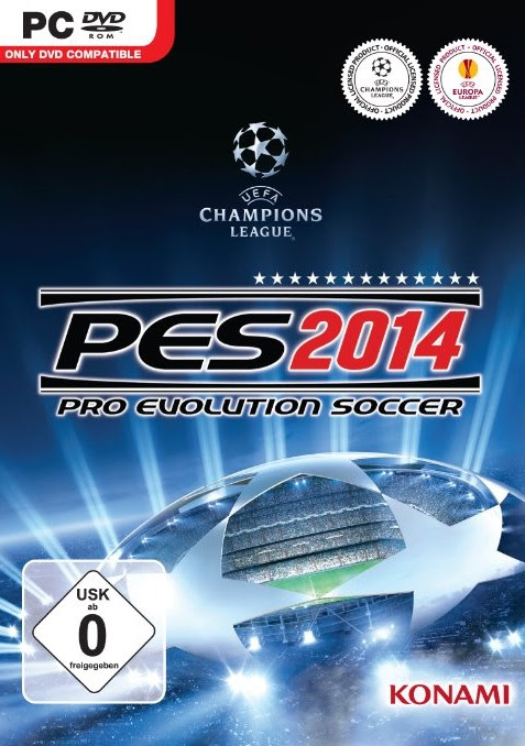 Pro Evolution Soccer 2014   FULL CLONEDVD   CRACKFIX