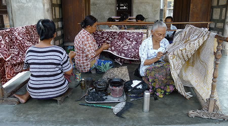The Intangible Cultural Heritage of Indonesian Batik