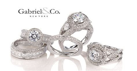 Engagement Jewelry Designs Gabriel & Co.   Jewel Box