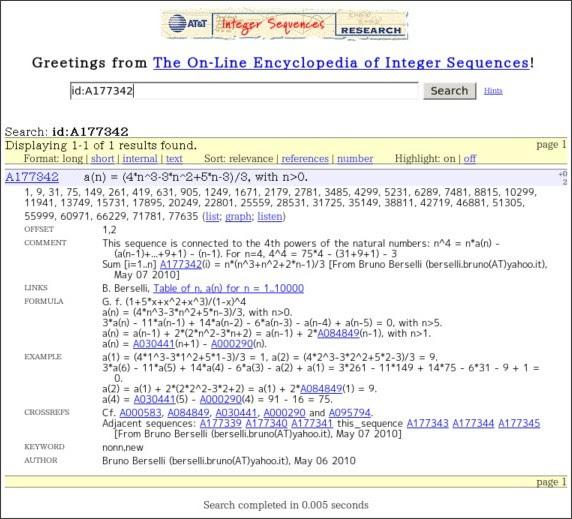 http://www.research.att.com/~njas/sequences/A177342