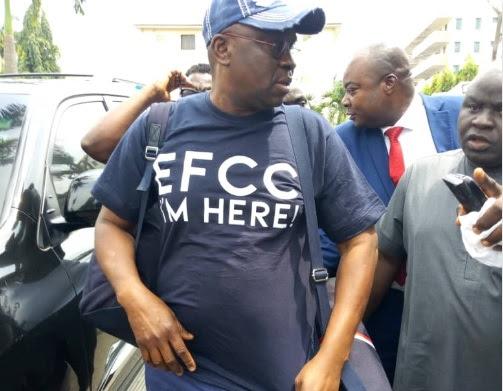 [GIST] N6.9billion Fraud: Court Adjourns Trial Of Ex-Ekiti Governor, Fayose
