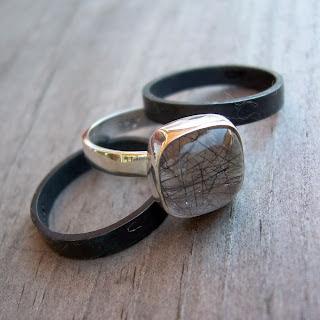 rutilated quartz jewelry