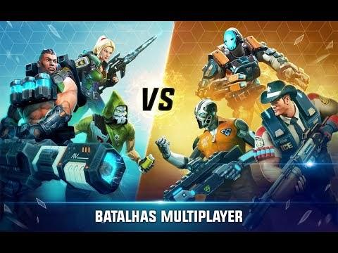 HERO HUNTER GAMEPLAY PT 1 (ANDROID / IOS)
