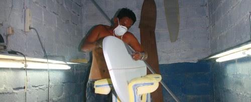 surfboard bali