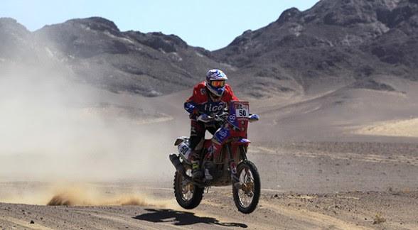 Se confirma que el Dakar 2014 pasa por Bolivia, el ingreso será por Villazón
