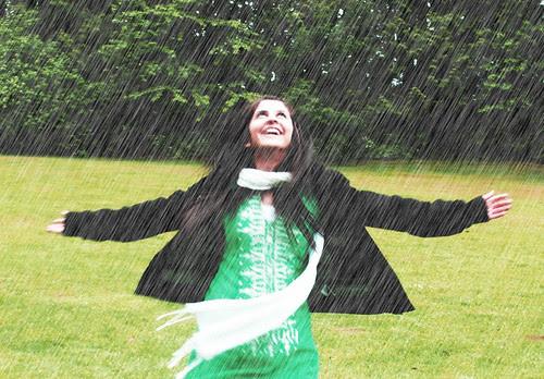 Summer Rain Dance