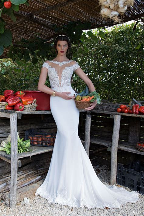 Berta Bridal 2015 Wedding Dresses   Wedding Inspirasi
