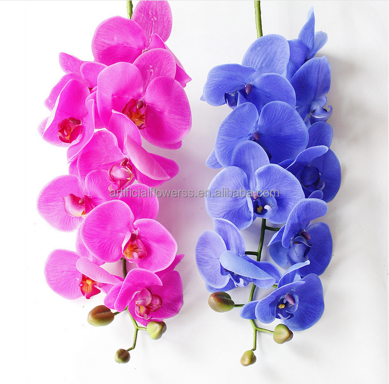 Wholesale Real Touch Silk Artificial\/fake Phalaenopsis