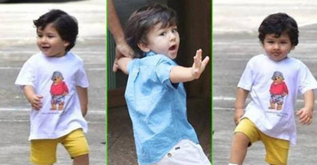 Taimur Steps In His Second Birthday In South Africa And Indeed It'll Be Very Special