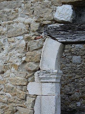 ruines Bargème 3