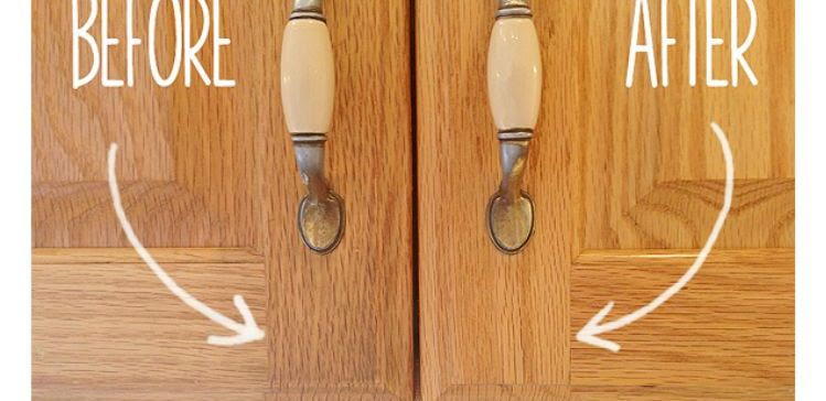 Secret to Cleaning Gunky Kitchen Cabinets | TipHero
