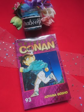 Detektif Conan Vol. 93 #Review