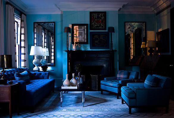 25 Blue Room Design Ideas | Shelterness