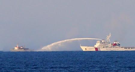 Trung Quốc, Bắc Kinh, tàu cá, biển Đông