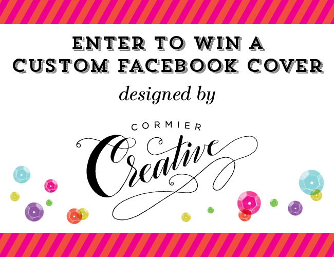 Cormier Creative Giveaway