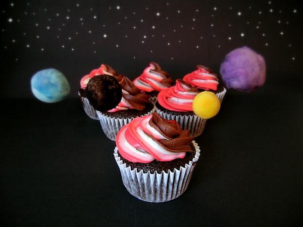 Jupiter Cupcakes
