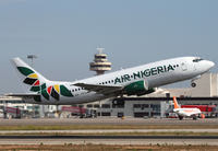 Air Nigeria Boeing 737