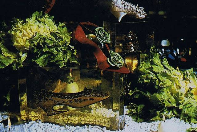Table of the insane shoes