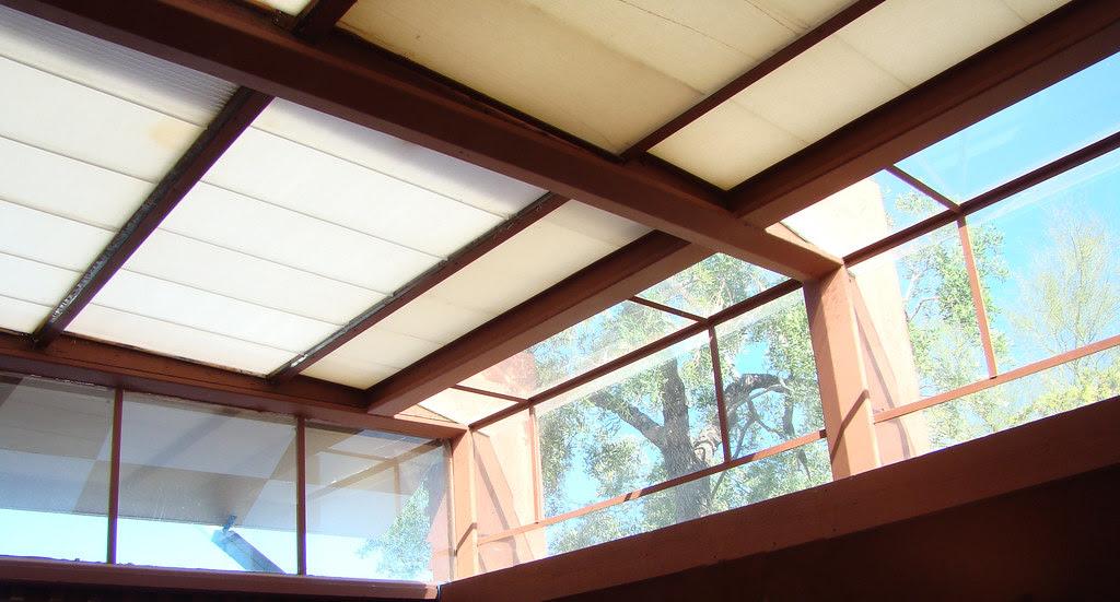 DSC05301 Taliesin office ceiling