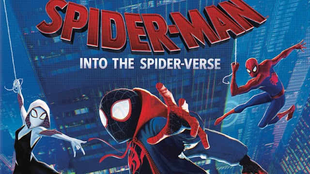 Spider-Man Into The Spider Verse 2018 Full English Movie Download Hd