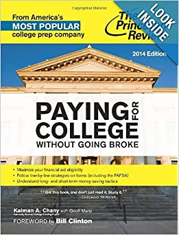Paying for College without Going Broke, College Admissions Guide