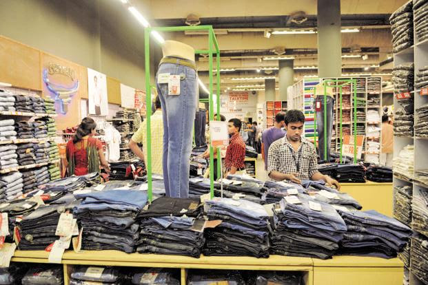 Brand Factory has been in existence for a decade and has 60 outlets currently, which means on average, it opened six new stores every year. Photo: Indranil Bhoumik/Mint