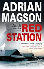 Red Station by Adrian Magson