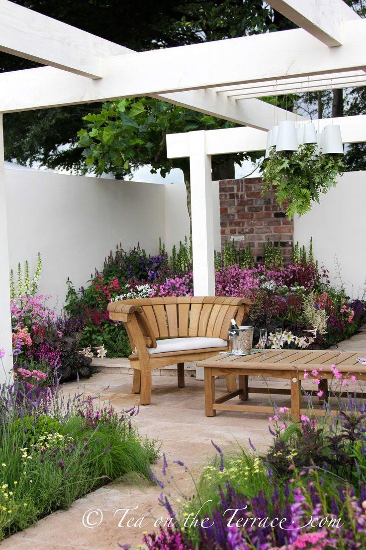 RHS Tatton Flower Show {Part Four} - Courtyard Garden
