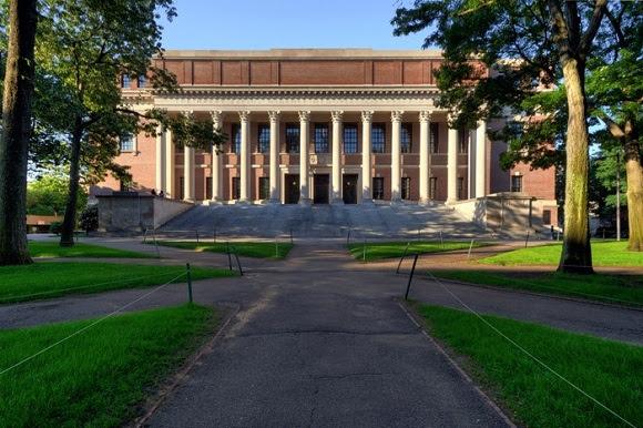 Harvard-University-Library-Cambridge-MA-USA