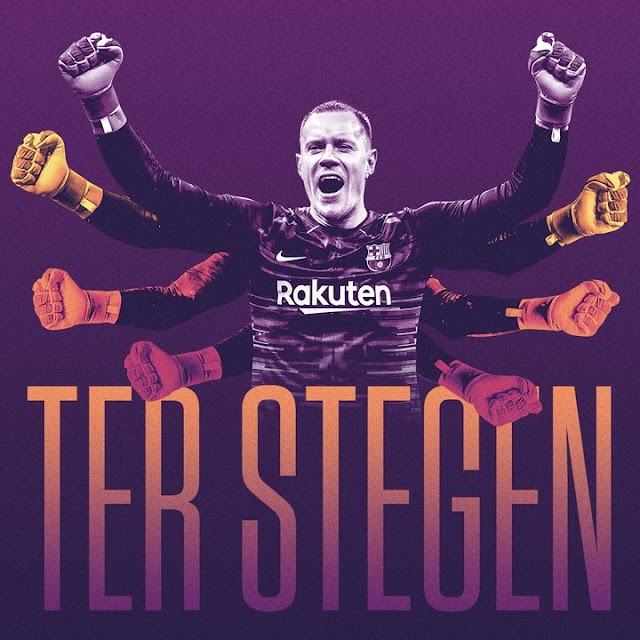 OFFICIAL: Ter-Stegen breaks 14-year old Laliga record in Barca's victory over Getafe