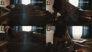 Caroline Abras topless na 2ª temporada de o Mecanismo