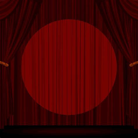 Textured Show Drama Curtain Stage Background Material