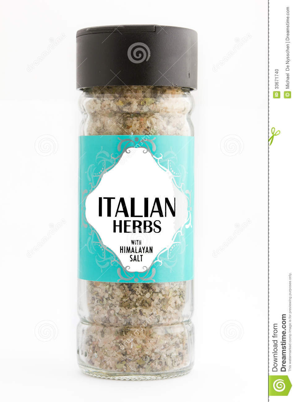 Herbs And Spices In