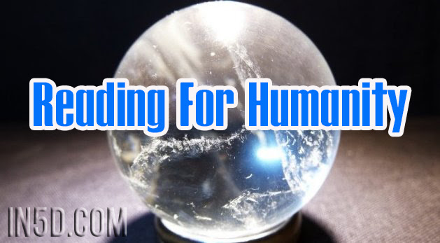 Is This Reading For YOU?  Reading For Humanity