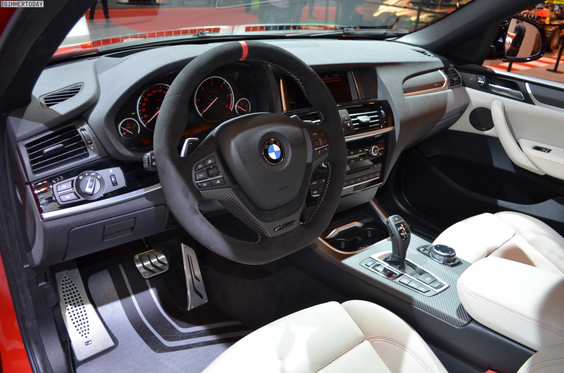 Bmw M Performance Tuning For The Bmw X Essen