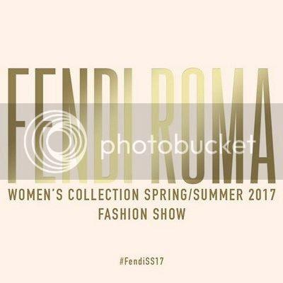 Fendi spring summer 2017 show livestream