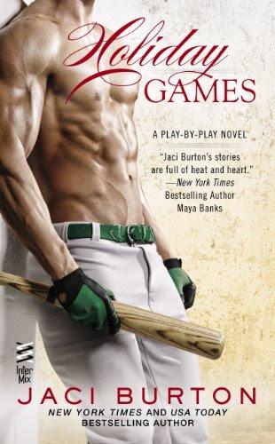 Holiday Games (A Play-By-Play Novella) by Jaci Burton