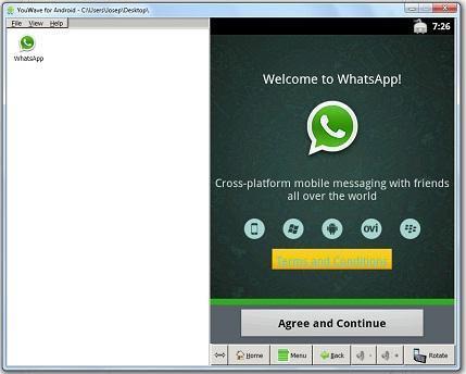 Come eseguire e installare Whatsapp gratis su Pc e Computer
